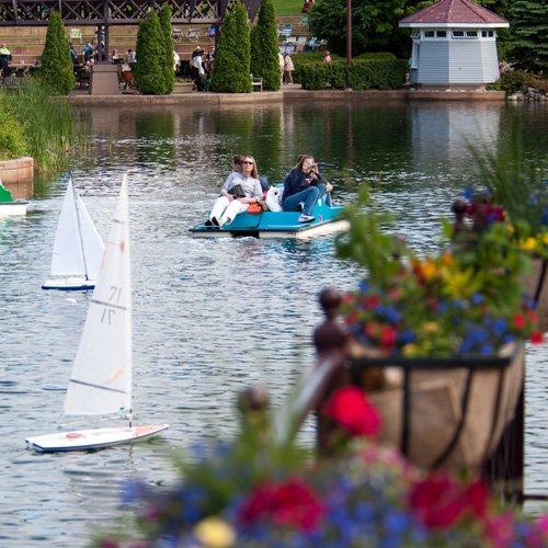 Centennial Lakes Park