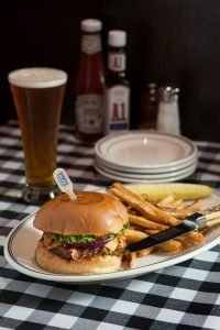 Pittsburgh Blue Burger