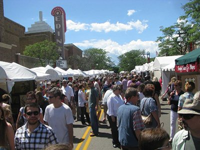 Explore Edina, Edina Art Fair, KIMT