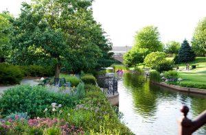 Outdoor rec Edina Centennial Lakes Park