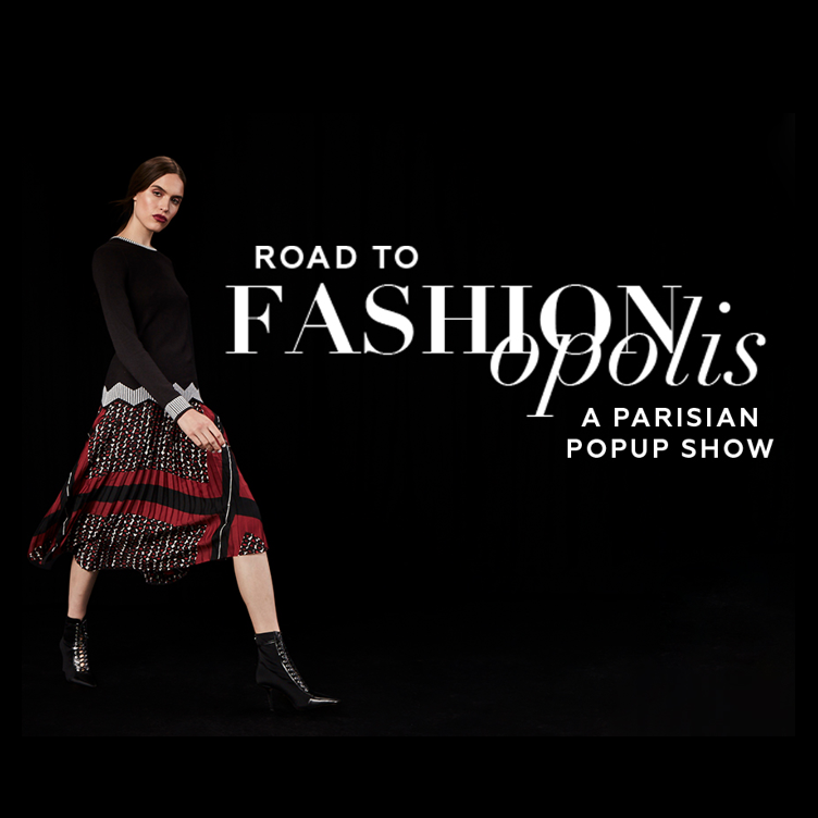 Road to Fashionopolis