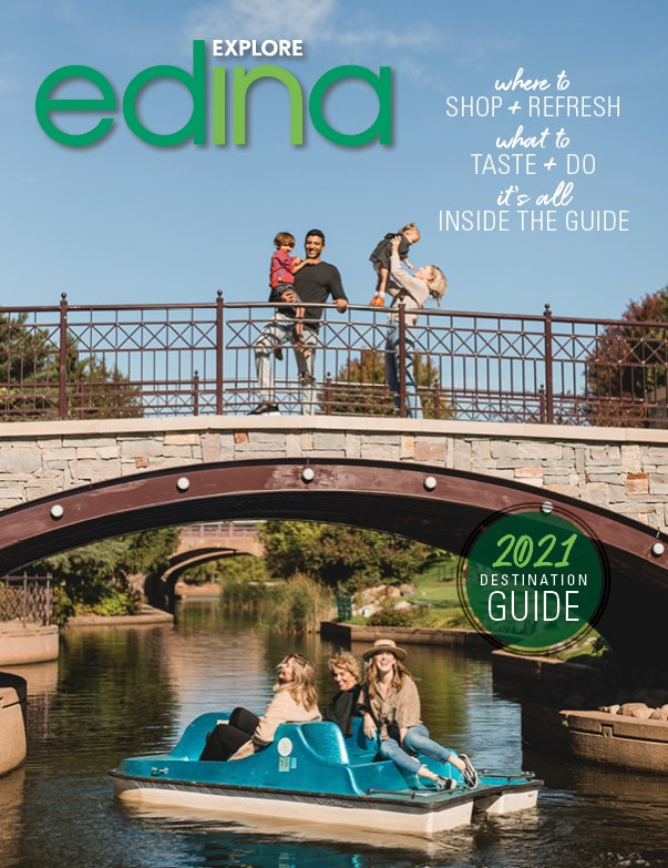 explore edina destination guide